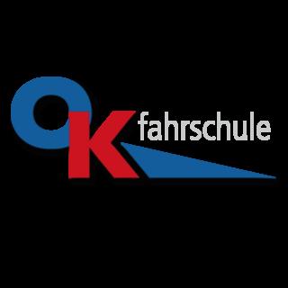 Fahrschule OK Logo